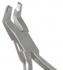 Ball Hook TC forceps for crimping hooks.
